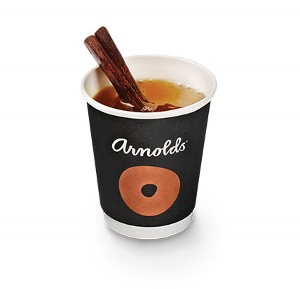 Arnolds Bakery & Coffee Shop KUUMA OMENAJUOMA 2,50 €